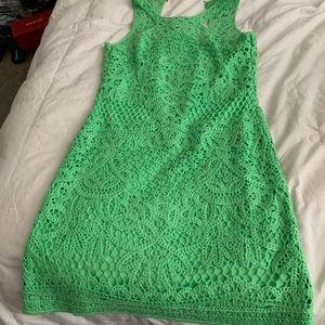 Lily Pulitzer sun dress worn once